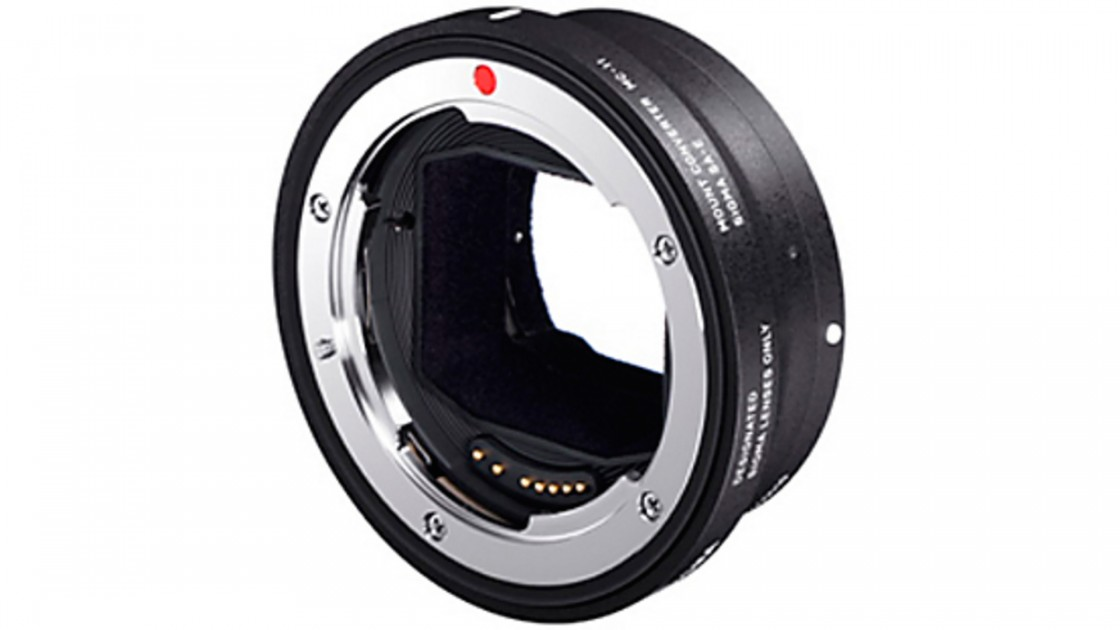 Sigma is Making a Canon EF & Sigma SA to Sony E-Mount Lens Adapter Called MC-11