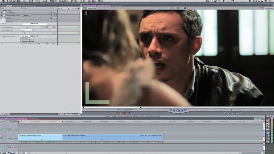 Reducing Video Noise with Magic Bullet's New Denoiser Plug-in