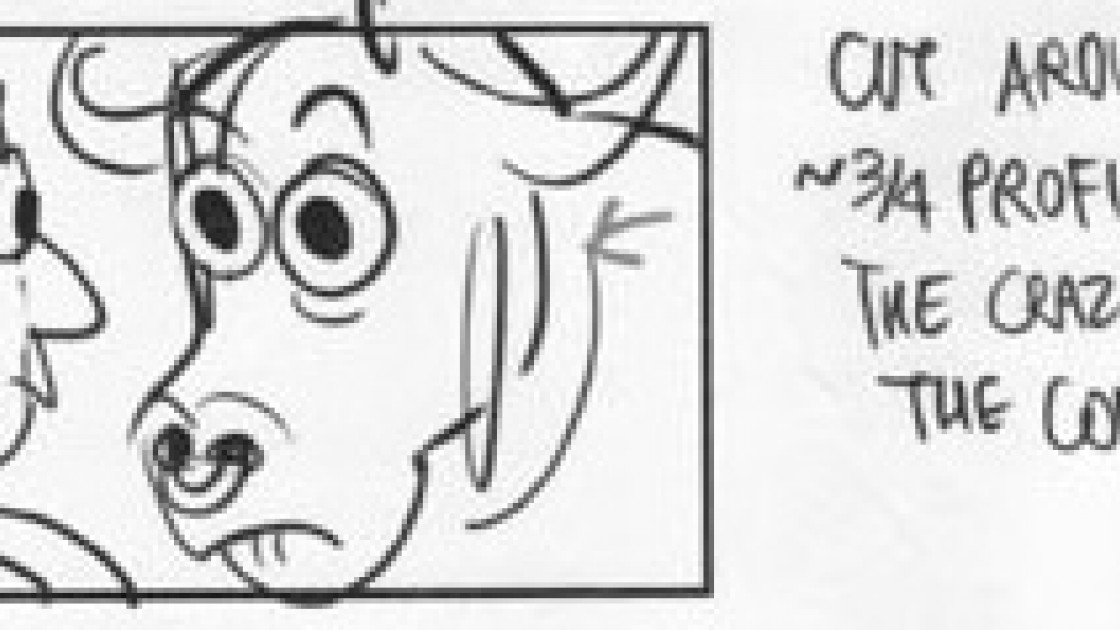 Storyboarding Tips from DreamWorks