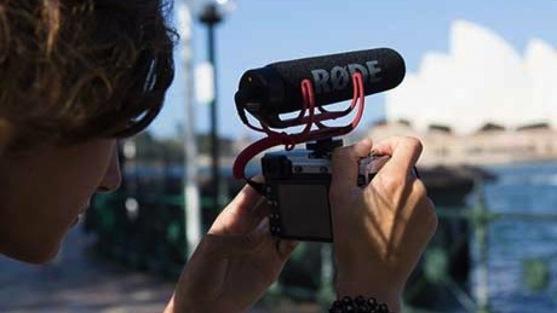 Rde Introduces Their New No Fuss On Camera Mic The Videomic Go