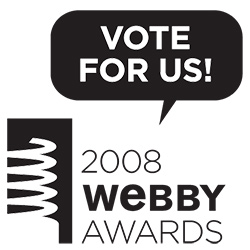 Vote for us!