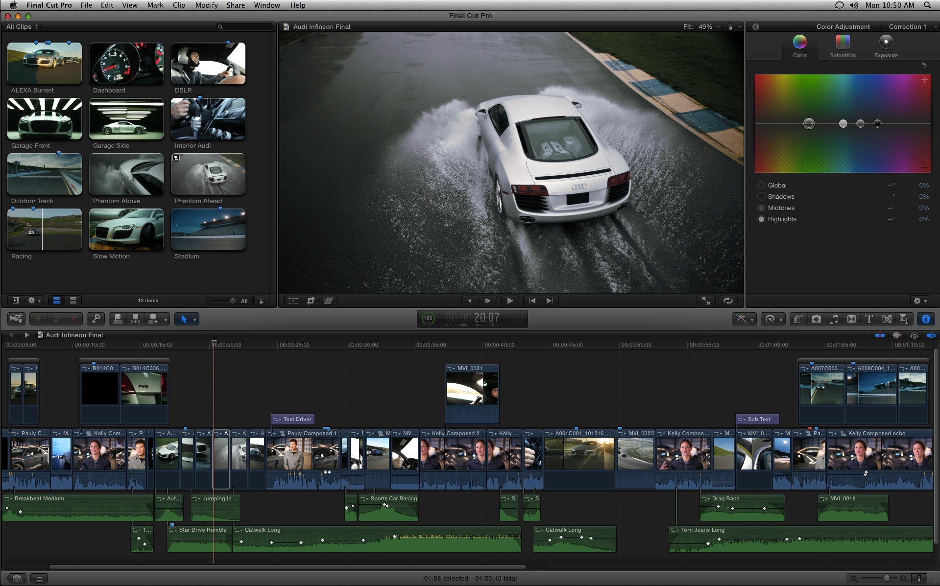 Full Resolution Screenshots of Final Cut Pro X and the Importance of ...