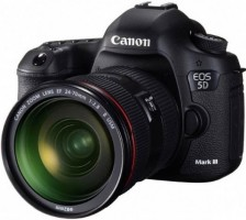 Canon 5D Mark III with Canon EF 24-70mm f/2.8L II USM Zoom Lens