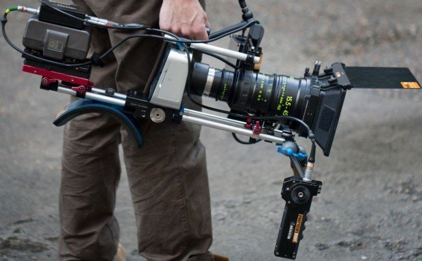 Blackmagic Cinema Camera Arri Master Zoom PL Lens