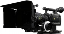 Sony F3 with 65mm Lens/Mattebox/Follow Focus
