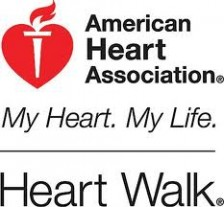 American Heart Association Heart Walk Benderspink