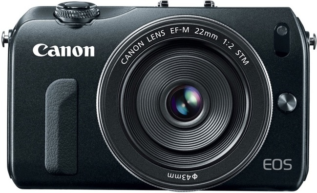 Canon Announces the Mirrorless EOS M Camera with Extended