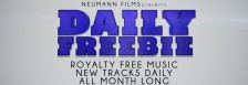 daily freebie luke neumann royalty free music