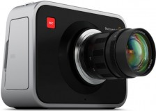 Blackmagic Cinema Camera with Micro 4-3 Mount - Angle