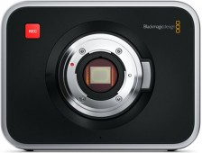 Blackmagic Cinema Camera - Micro 4-3 Mount Without Lens - Front