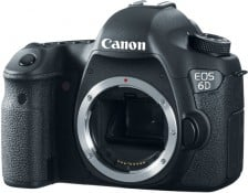 canon announces new budget full frame dslr camera the 6d