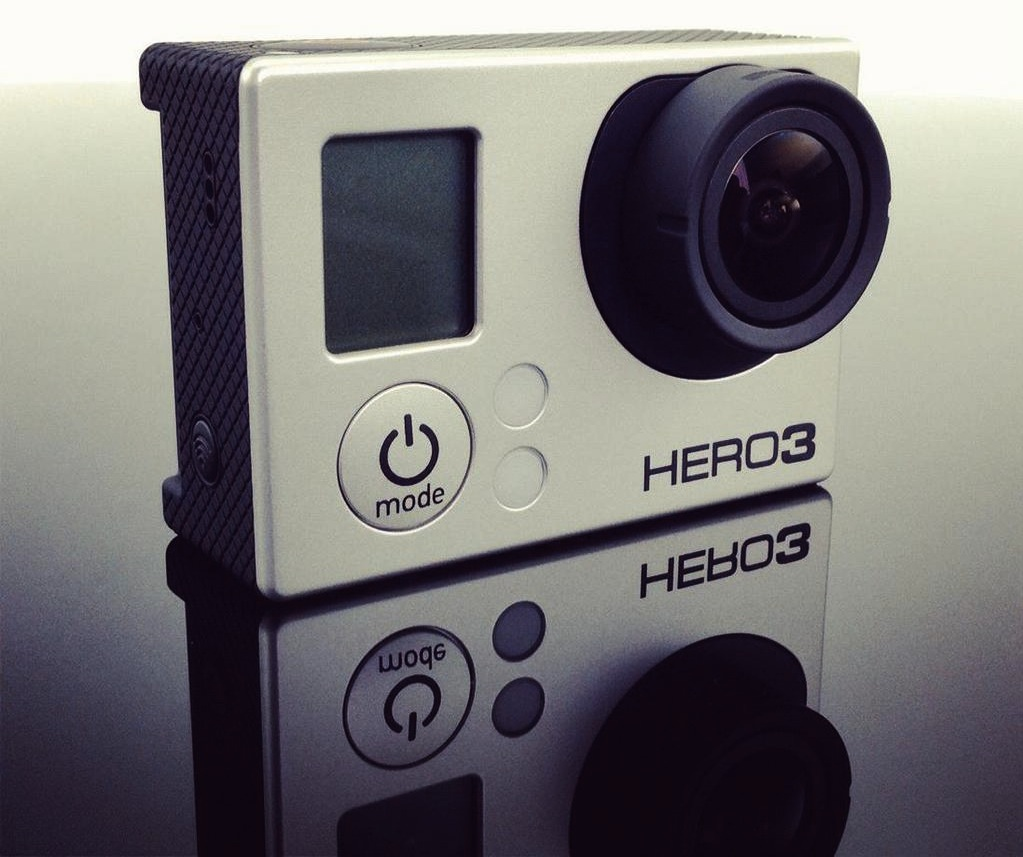 gopro goes 4k hero3 camera with 1080p 60fps shipping soon. Black Bedroom Furniture Sets. Home Design Ideas