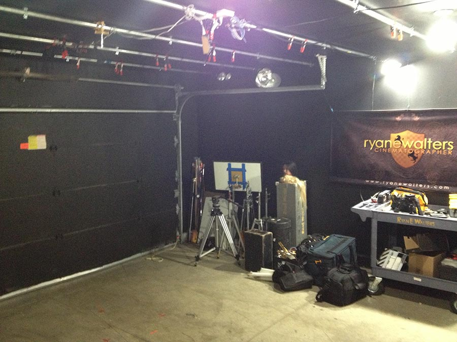 Awesome A Complete Guide To Turning Your Garage Into A Video Studio For Inspirational Interior Design Netriciaus