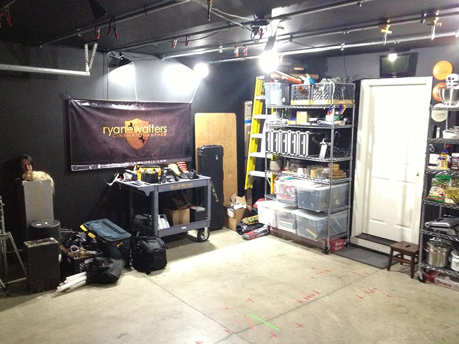 A Complete Guide to Turning Your Garage into a Video Studio for