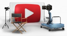 youtube spaces studio