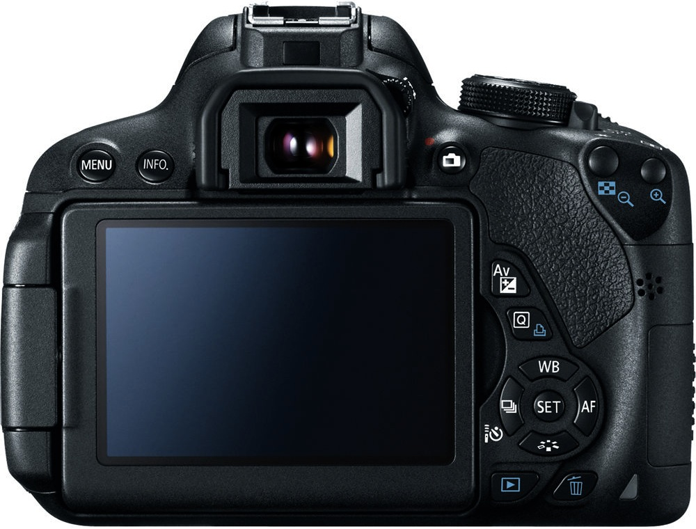 Canon Announces Two New DSLRs, the Incredibly Small and Light SL1, and
