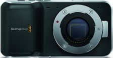 Blackmagic Pocket Cinema Camera - Front
