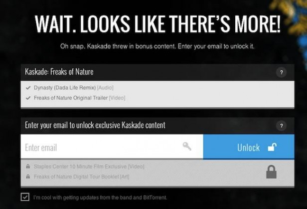 Kaskade BitTorrent Bundle