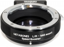 Leica R Metabones MFT Speed Booster