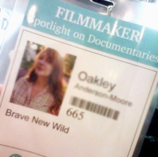 oakley badge film week ifp b