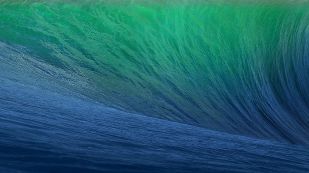 Apple OS X 10-9 Mavericks Wallpaper