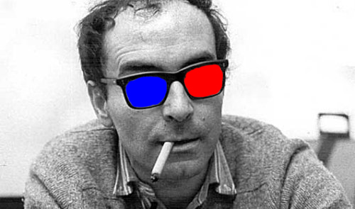 Godard 3D glasses