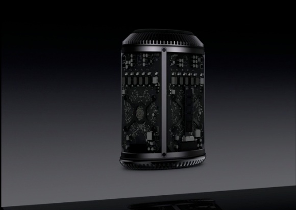 Inside New Mac Pro