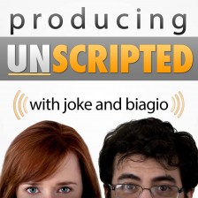 Joke and Biagio Producing Unscripted