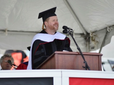 Joss Whedon Wesleyan Commencement
