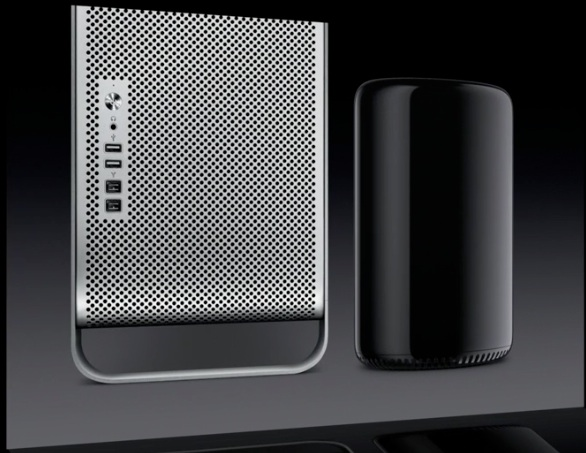 Old Mac Pro and New Mac Pro