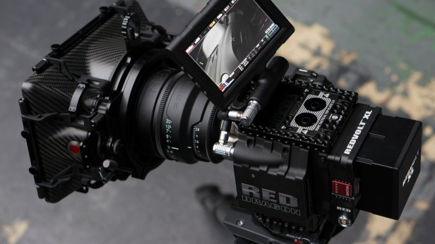 RED Dragon with New Top Plate