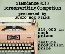 slamdance screenwriting competition