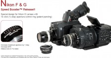 Nikon Metabones Speed Booster