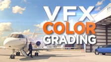 VFX Color Grading
