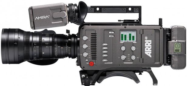ARRI AMIRA Side 1
