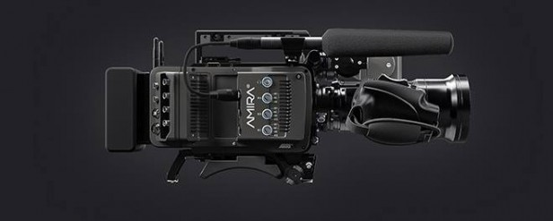 ARRI AMIRA Side 2