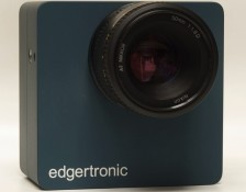 edgertronic High-Speed Slow Motion Camera - Hero
