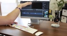 Video thumbnail for youtube video Editing 'Minority Report' Style: Editors Keys' Gesture-Based Interface for Final Cut Pro - nofilmschool