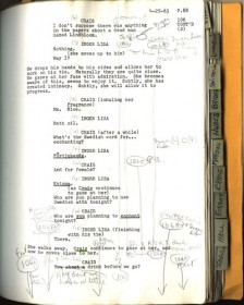 Does Your Script Meet The Criteria for a Greenlight?