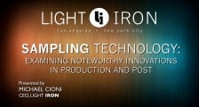 Video thumbnail for vimeo video Watch: Light Iron's Michael Cioni Tours Media Innovations (Including Final Cut Pro X) - nofilmschool