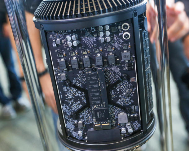 New Mac Pro for Digital Imaging Technician