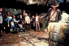 raiders lost ark/behind-the-scenes