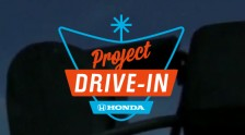 project drive in honda movie theater digital projection film cinema