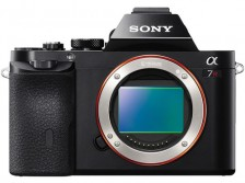 sony a7r mirrorless full frame still photography video camera 1080p hd high definition recording