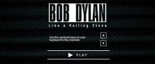Bob Dylan Like a Rolling Stone Interactive Music Video