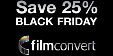 FilmConvert Save 25 Percent