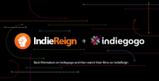 IndieGogo Partners with IndieReign
