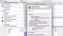 Preventing App Nap OS X Mavericks