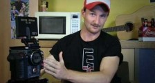 Video thumbnail for youtube video Buck the Redneck Tech Shows You How to Install a GoPro Sensor Into a RED SCARLET - No Film School