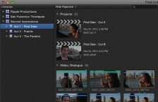 Final Cut Pro X 04-Library-Model